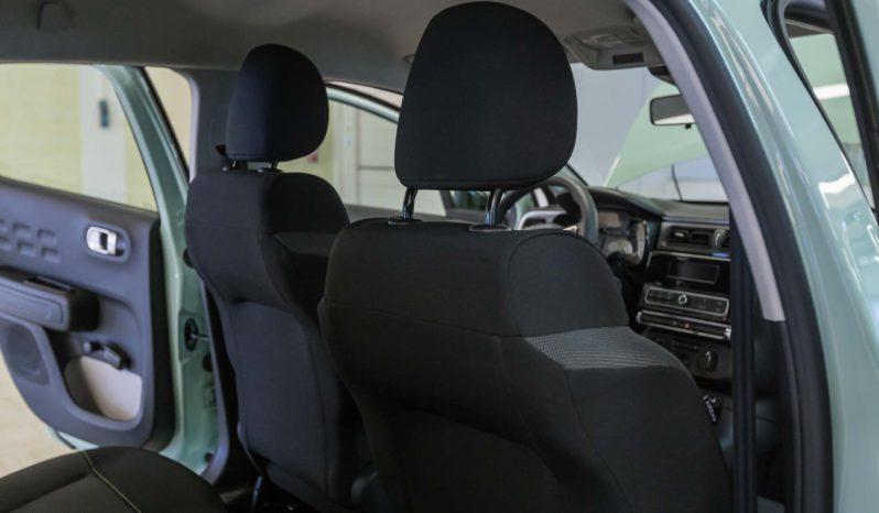 Citroen Interni C3 Feel Verde Km0 Posteriore