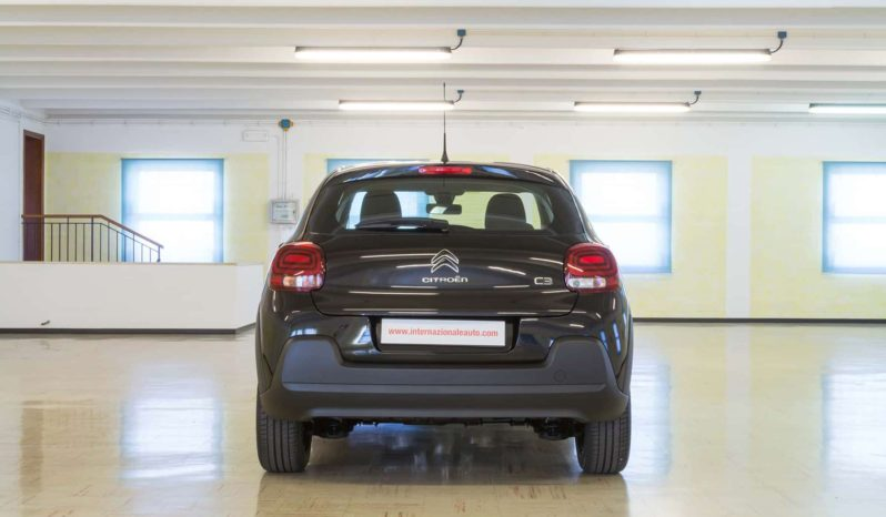 Citroen C3 Bluehdi 75 Feel Nera Airbump km0