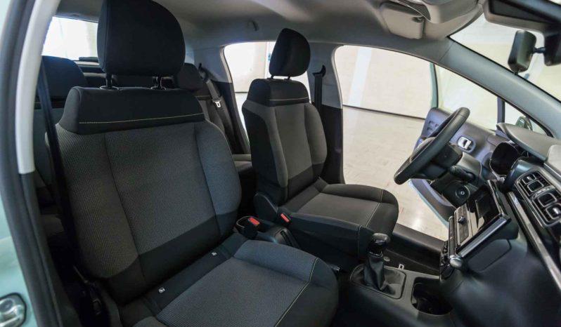 Citroen Interni C3 Feel Verde Km0 Sedili Anteriore