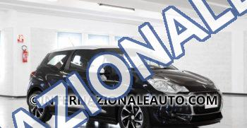 Citroen Ds3 Bluehdi 75 So Chic Blu Scuro Tetto Bianco km0