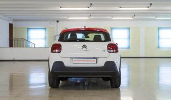 Citroen C3 Shine Bianco Tetto Rosso Cerchi In Lega 17 Km0 Retro