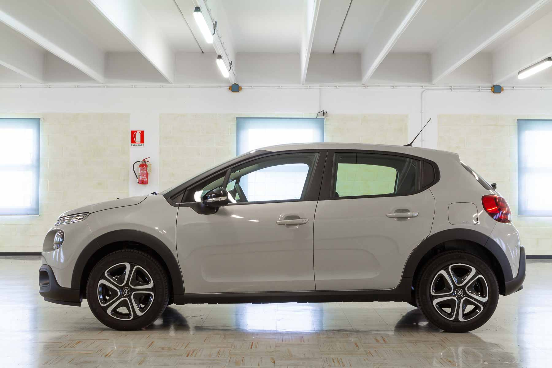 Citroen C3 Feel Soft Sand Lato km0