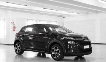 Citroen C3 Feel Nero Display Touch Obliquo km0