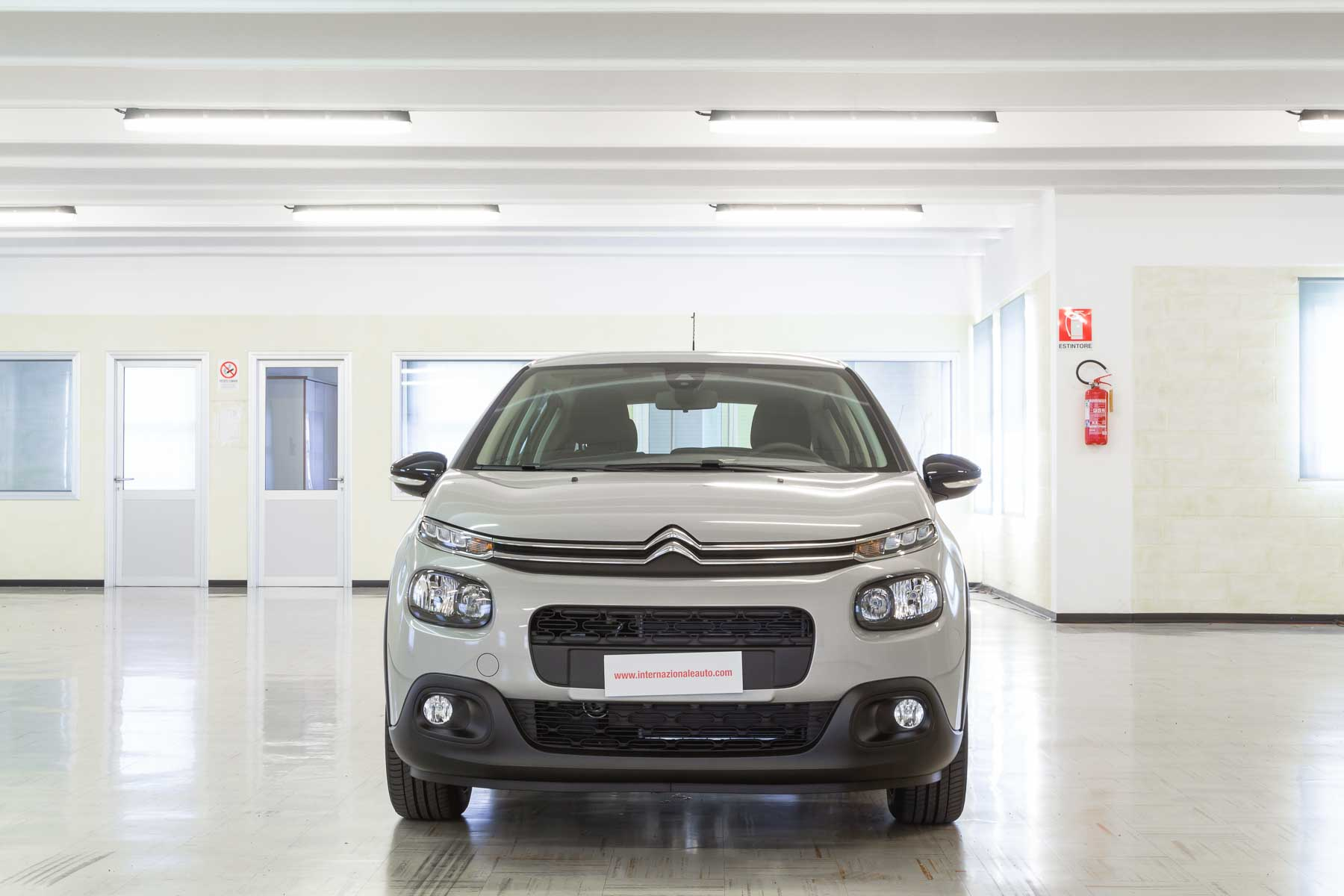 Citroen C3 Feel Soft Sand Frontale km0