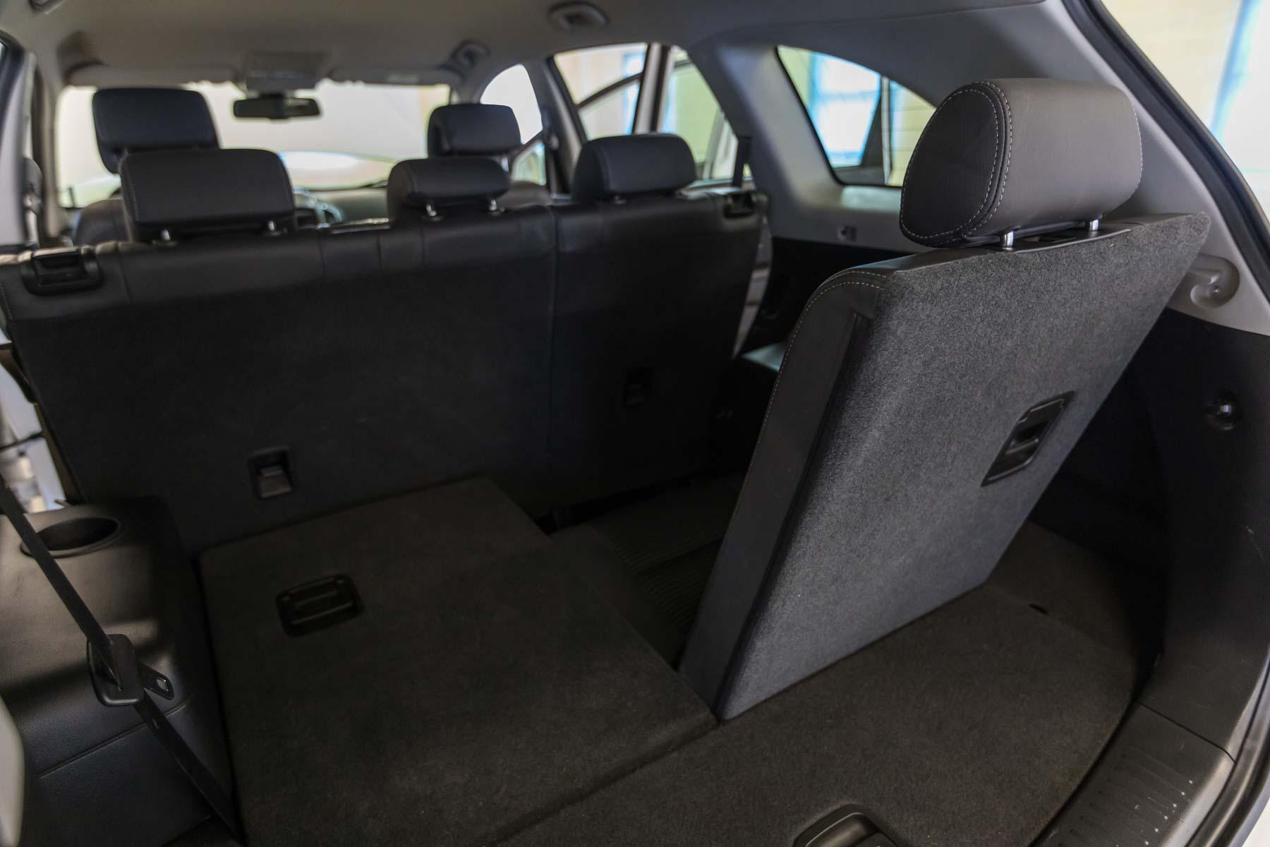 Chevrolet Interni Captiva Bianco 2wd Ls Usata sedili