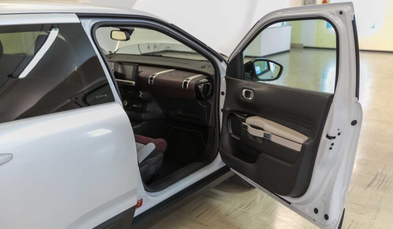 Citroen Interni C4 Cactus Shine Bianco Perla Metropolitan Red 17 Keyless Usata Porta Passeggero