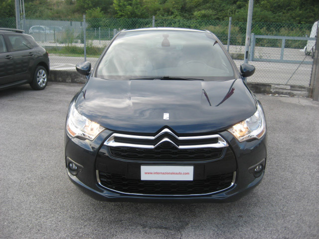 Citroen Ds4 Airdream So Chic Blu Usata Fronte