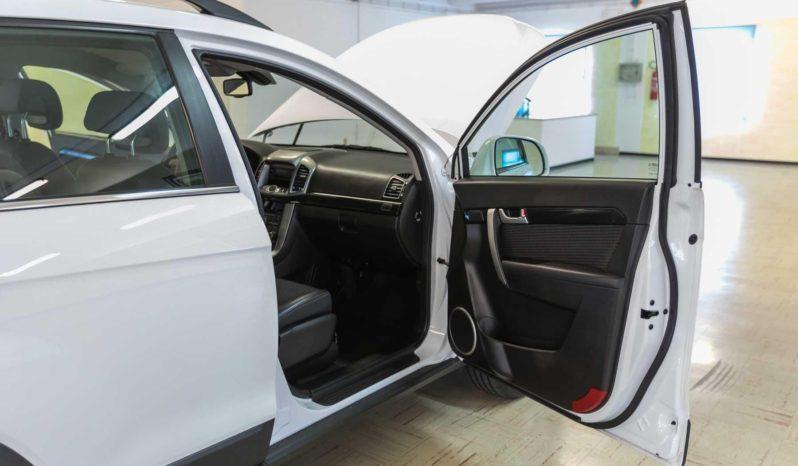 Chevrolet Interni Captiva Bianco 2wd Ls Usata Porta Anteriore