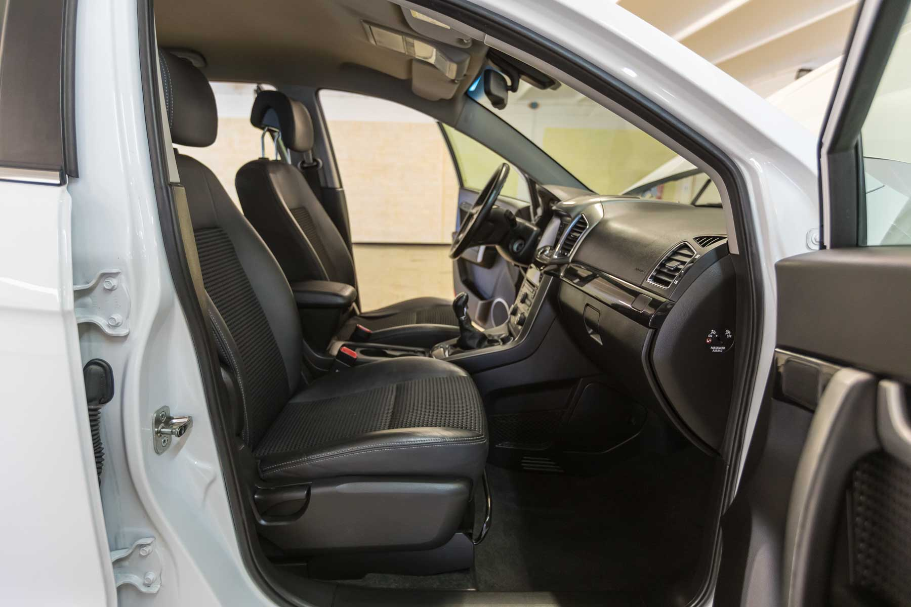 Chevrolet Interni Captiva Bianco 2wd Ls Usata Sedile Passeggero
