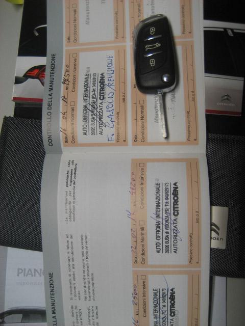 Citroen Ds4 Airdream So Chic Blu Usata Manutenzione