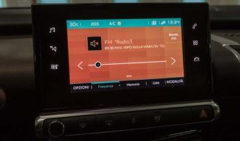 Citroen Interni C4 Cactus Shine Bianco Perla Metropolitan Red 17 Keyless Usata Radio