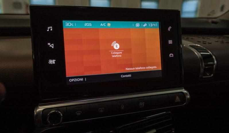 Citroen Interni C4 Cactus Shine Bianco Perla Metropolitan Red 17 Keyless Usata Bluetooth