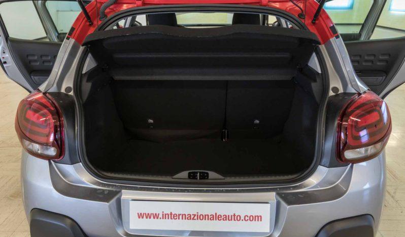 Citroen Interni C3 Shine Steel Grey Tetto Rosso Km0 Baule