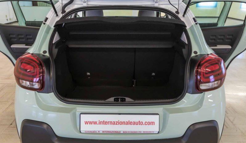Citroen Interni C3 Shine Verde Km0 Baule