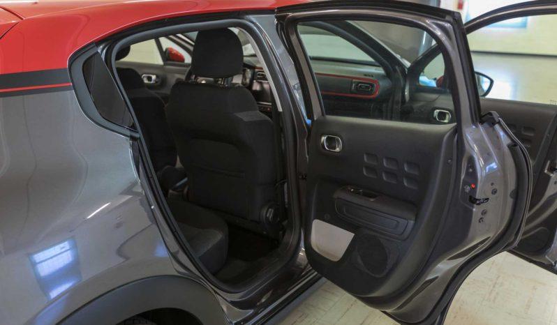 Citroen Interni C3 Shine Platinum Tetto Rosso Tessuto Red Km0 Porte