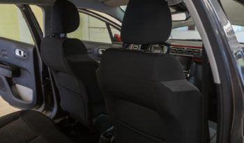 Citroen Interni C3 Shine Platinum Tetto Rosso Tessuto Red Km0 Posteriore