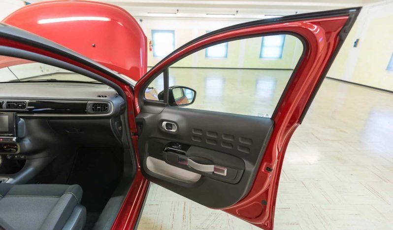 Citroen Interni C3 Shine Rossa Tetto Nero Km0 Porta Anteriore