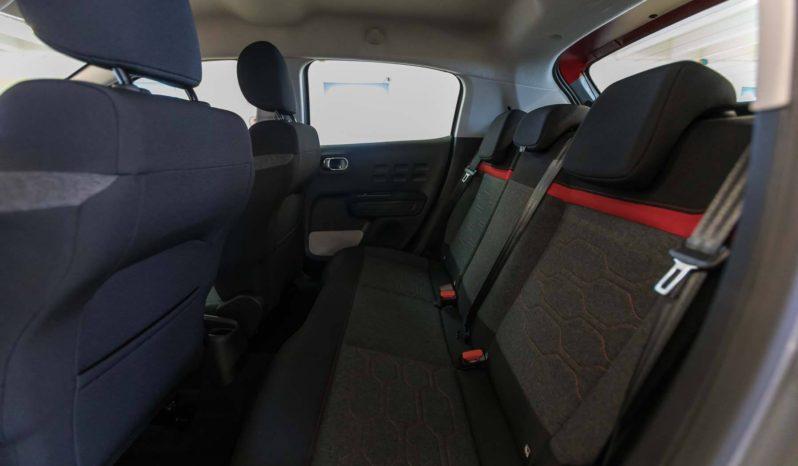 Citroen Interni C3 Shine Steel Grey Tetto Rosso Km0 Sedile Posteriore