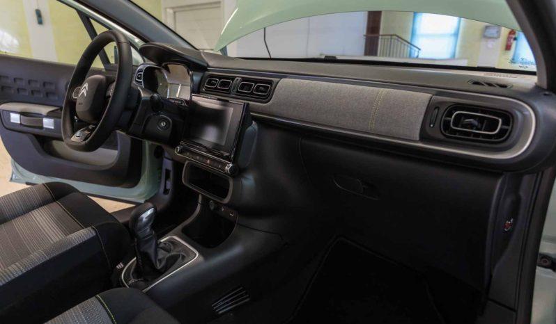Citroen Interni C3 Shine Verde Km0 Cruscotto