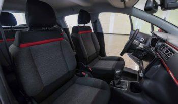 Citroen Interni C3 Shine Platinum Tetto Rosso Tessuto Red Km0 Sedili Anteriore