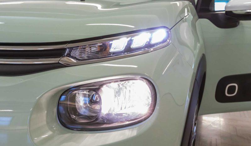 Citroen Interni C3 Shine Verde Km0 Fendinebbia