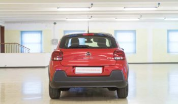 Citroen C3 Shine Rossa Tetto Nero Km0 Retro
