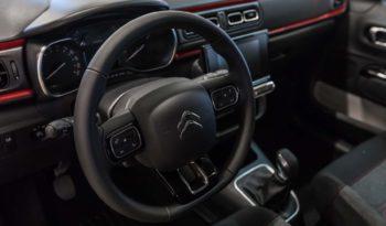 Citroen Interni C3 Shine Platinum Tetto Rosso Tessuto Red Km0 Volante