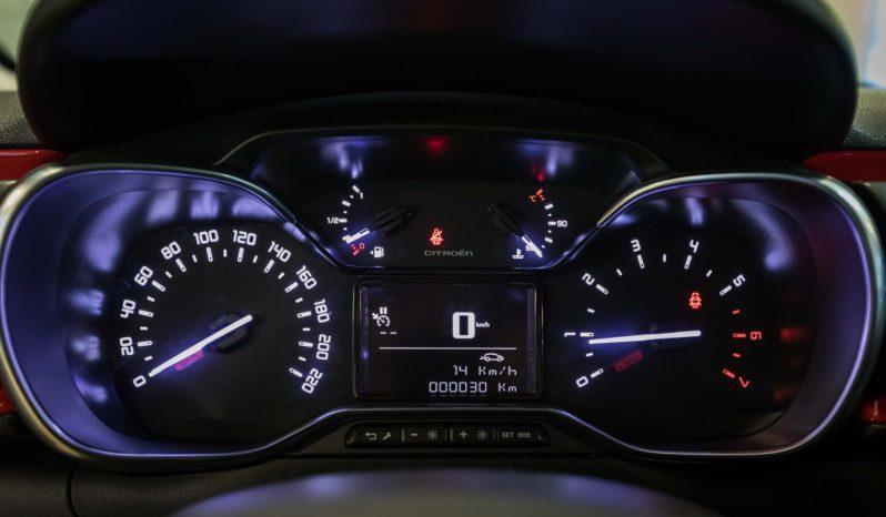 Citroen Interni C3 Shine Platinum Tetto Rosso Tessuto Red Km0 Km