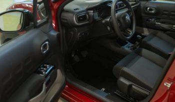 Citroen Interni C3 Shine Rossa Tetto Nero Km0 Anteriore