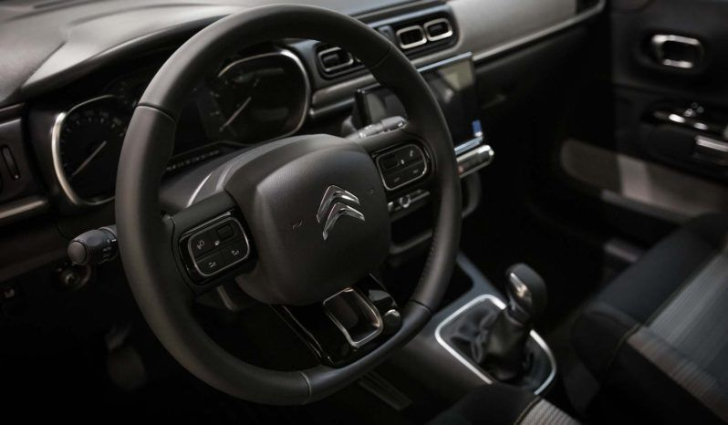 Citroen Interni C3 Shine Steel Grey Tetto Nero Km0 Volante