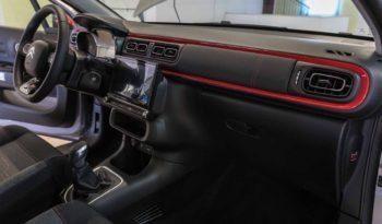 Citroen Interni C3 Shine Steel Grey Tetto Rosso Km0 Anteriore