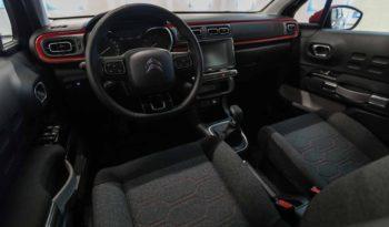 Citroen Interni C3 Shine Platinum Tetto Rosso Tessuto Red Km0 Anteriore