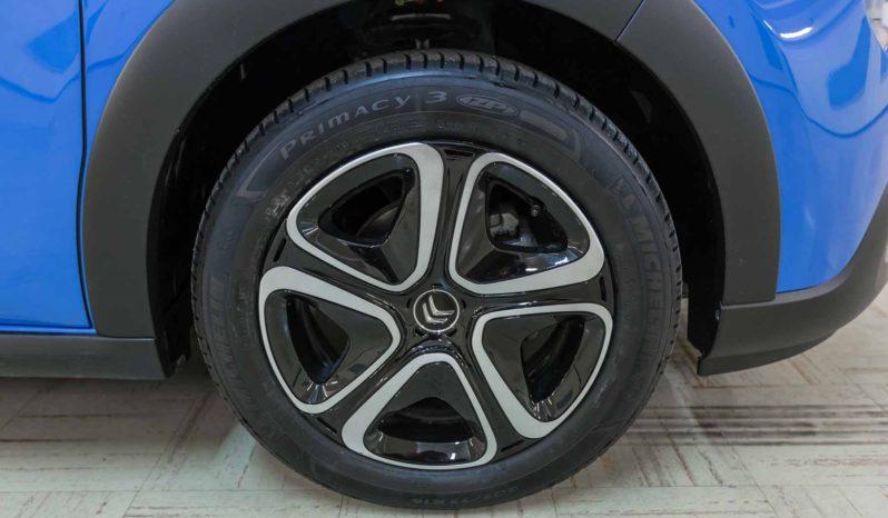 Citroen Interni C3 Shine Blu Tetto Nero Km0 Ruota