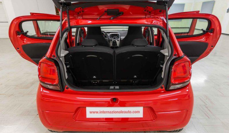 Citroen Interni C1 Feel Rossa Comandi Volante Km0 Baule