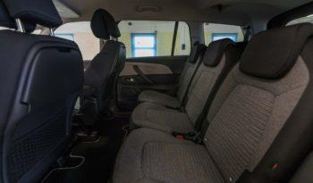Citroen Interni Grand C4 Picasso Feel Grigio Platinum Km0 Sedili Posteriore