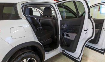 Citroen Interni C5 Aircross Shine Bianco Perla Pelle Grey km0 Porte