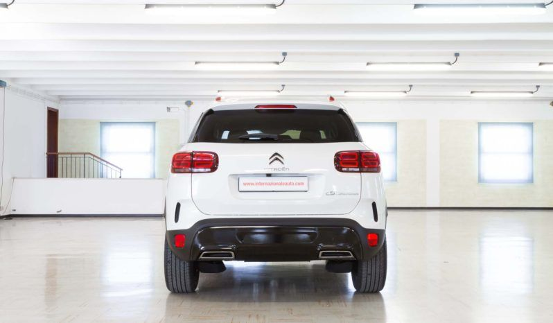Citroen C5 Aircross Shine Bianco Perla Pelle Grey km0 Retro