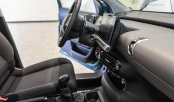 Citroen Interni C4 Cactus Feel Emerald Blue Usata Cruscotto