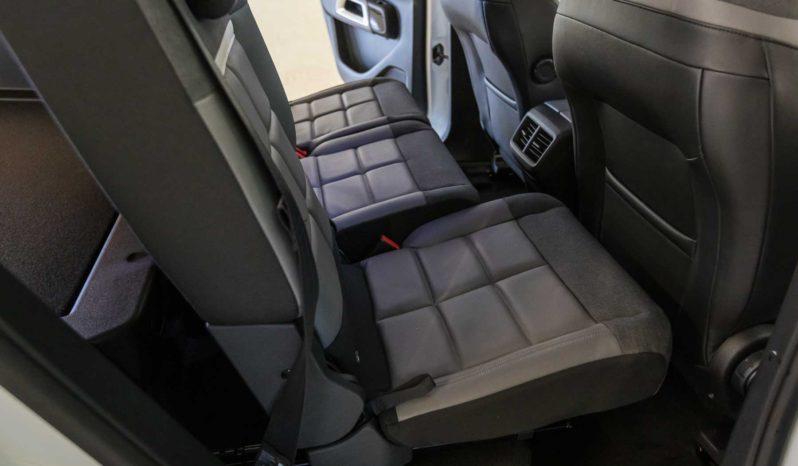 Citroen Interni C5 Aircross Shine Bianco Perla Pelle Grey km0 Sedili Posteriore