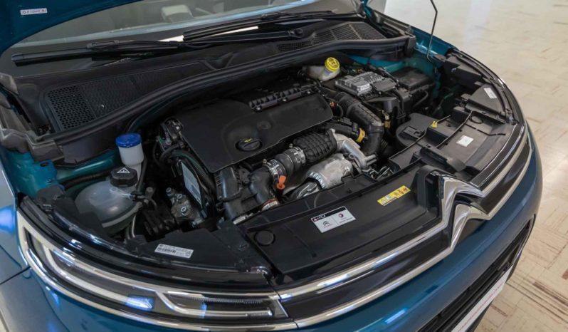 Citroen Interni C4 Cactus Feel Emerald Blue Usata Motore