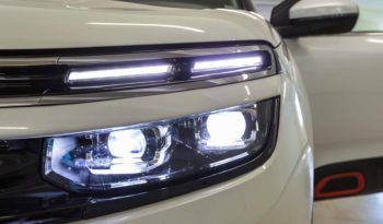 Citroen Interni C5 Aircross Shine Bianco Perla Pelle Grey km0 Fari