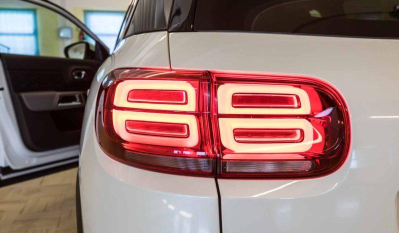 Citroen Interni C5 Aircross Shine Bianco Perla Pelle Grey km0 Posteriore