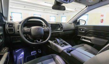 Citroen Interni C5 Aircross Shine Bianco Perla Pelle Grey km0 Anteriore
