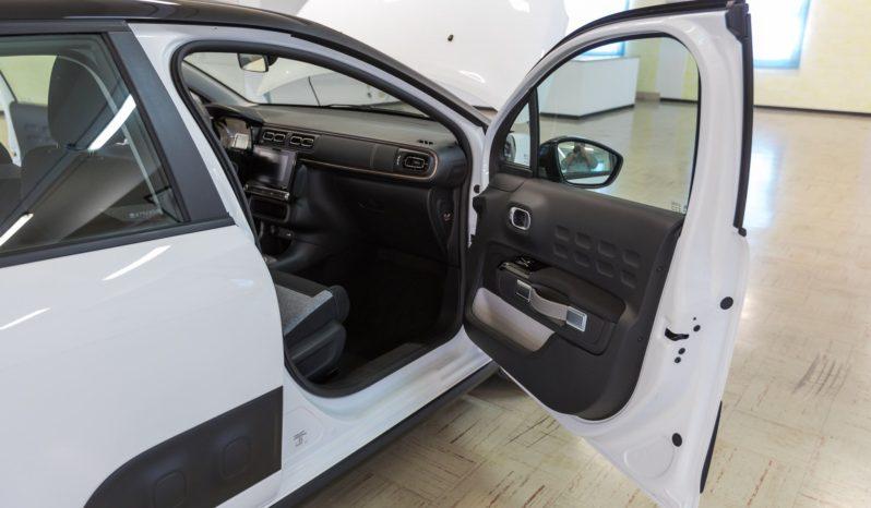 Citroen Interni C3 Origins Bianca Puretech Km0 Porte Anteriore