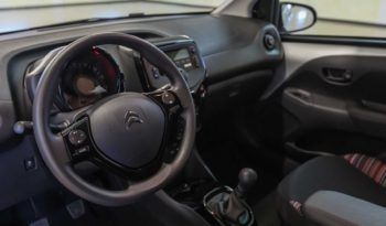 Citroen Interni C1 Feel Silver Grey Km0 Volante