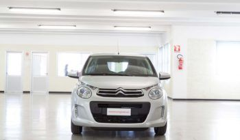 Citroen C1 Feel Silver Grey Km0 Fronte