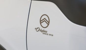 Citroen Interni C3 Origins Bianca Puretech Km0 Logo