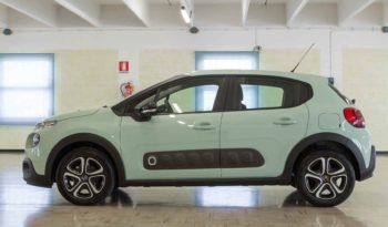 Citroen C3 Feel Almond Green Airbump Km0 Profilo