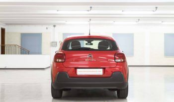 Citroen C3 Feel Ruby Red Km0 Retro