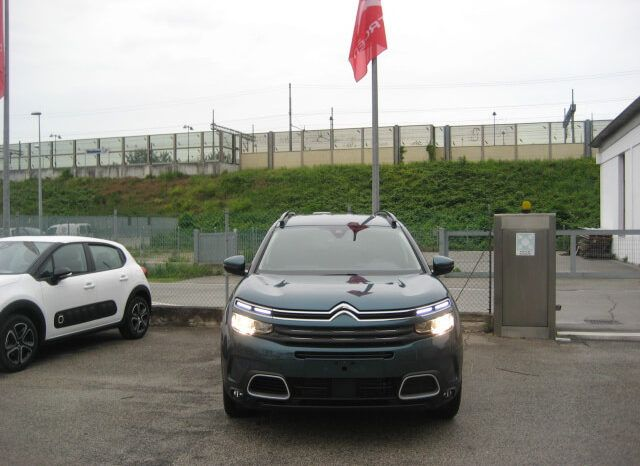 Citroen C5 Aircross Emerald Crystal Km0 Fronte